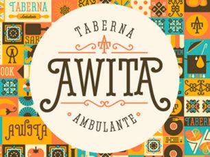 Awita Taberna ambulante, Branding & diseño de Foodtruck