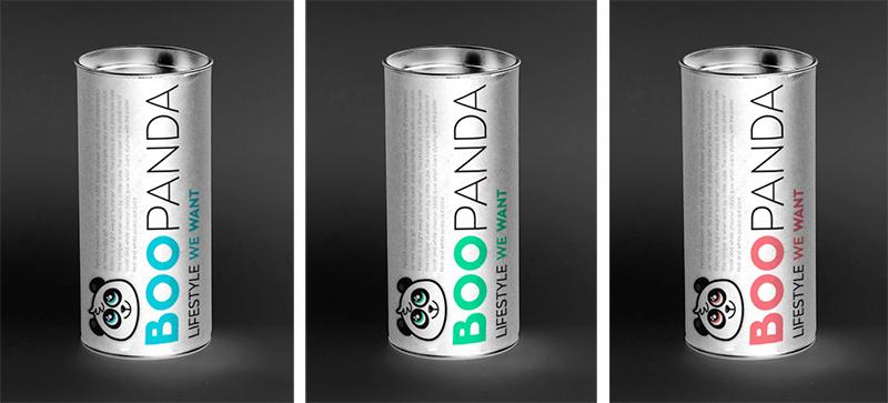 Boopanda, diseño de identidad gráfica y branding