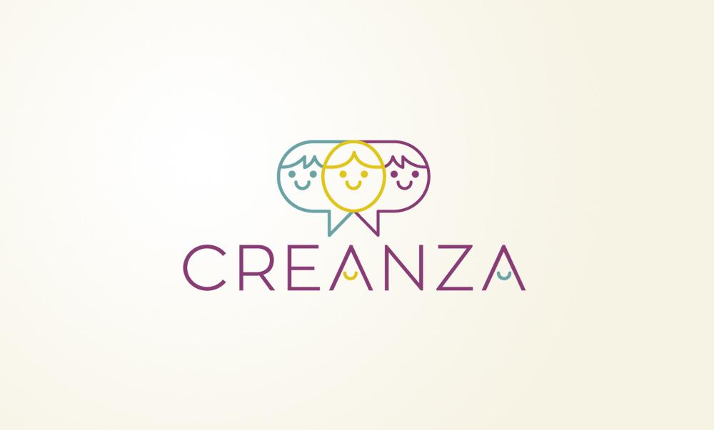 Creanza, diseño de marca & ilustraciones corporativas