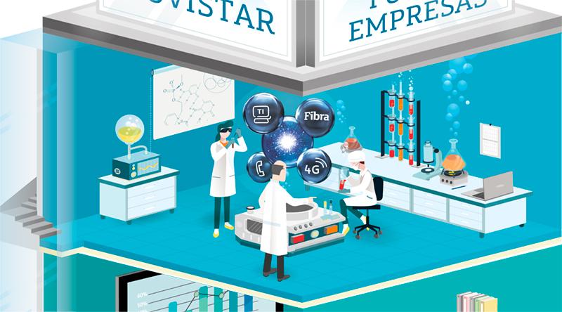Movistar Fusión Empresas, campaña publicitaria
