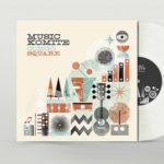 Music Komite, diseño de portada de disco y vinilo