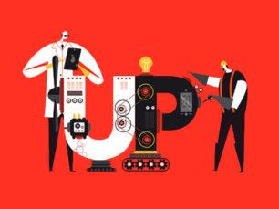 Upcelerator Ogilvy, diseño de ilustraciones para web