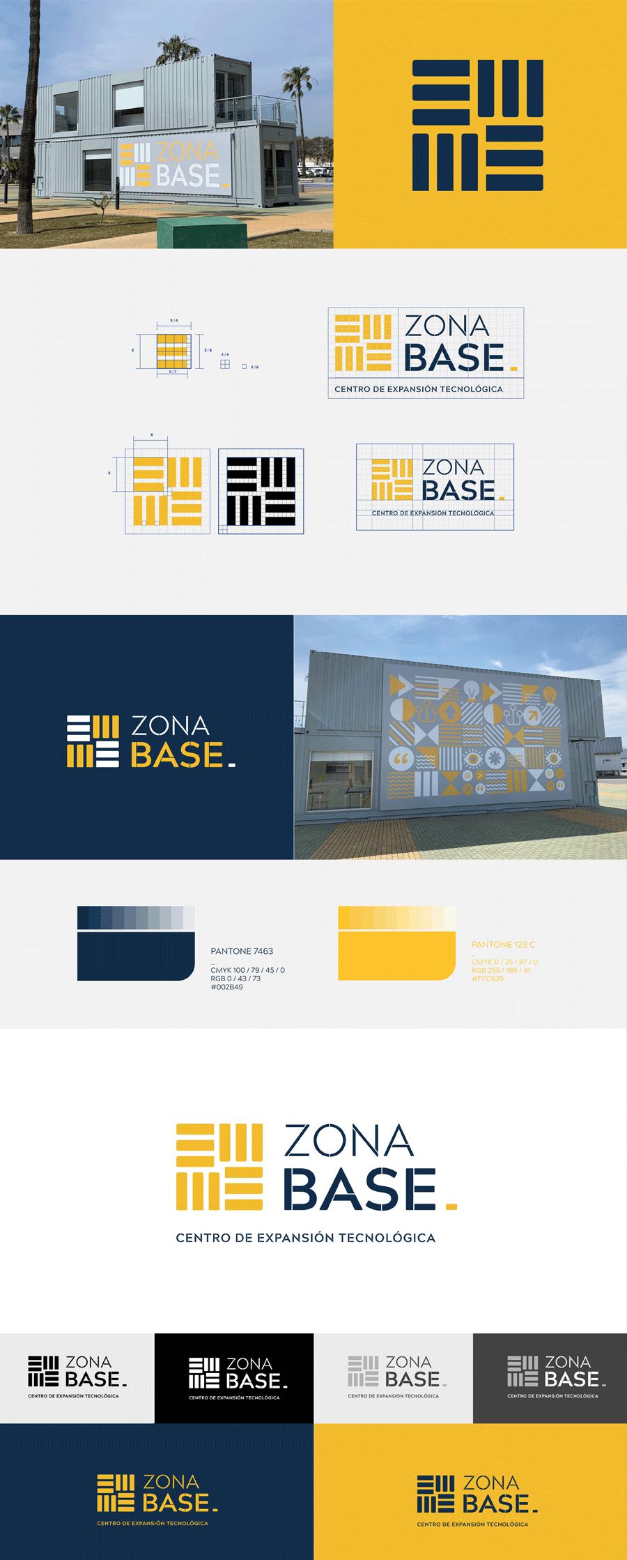 Diseño para Zona Base de Cádiz