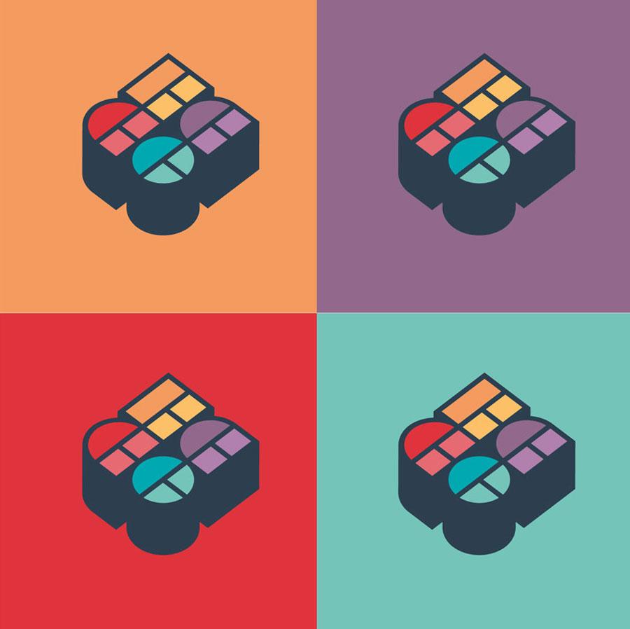 Logo color ecco