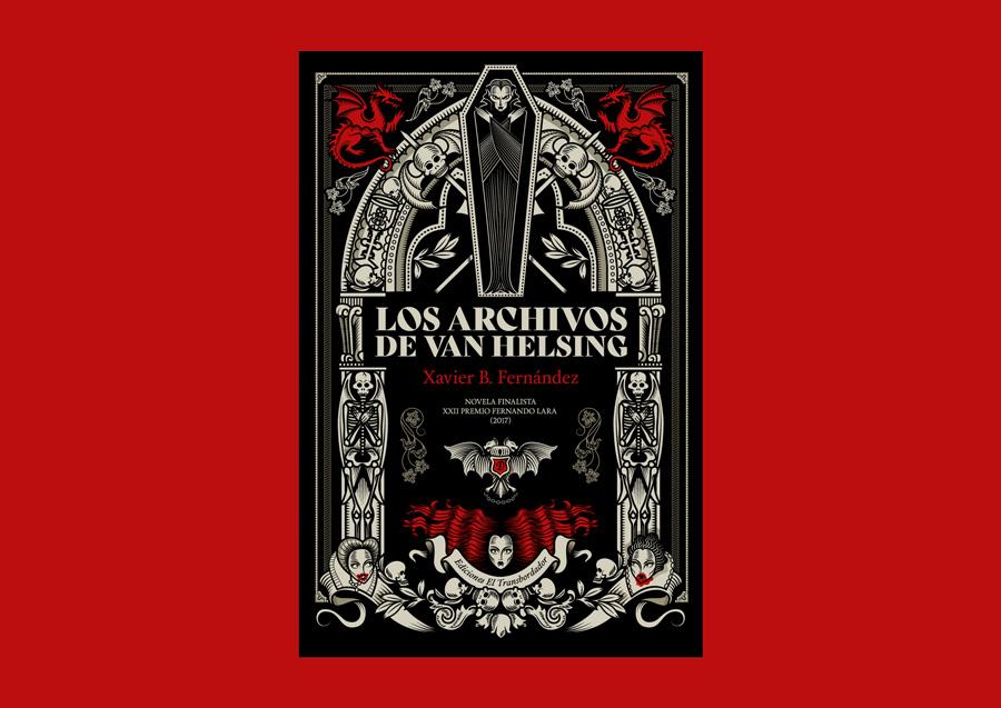 Diseño Van Helsing Rebombo estudio