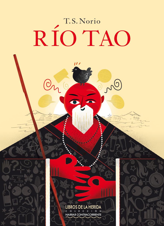 Portada libro Río Tao