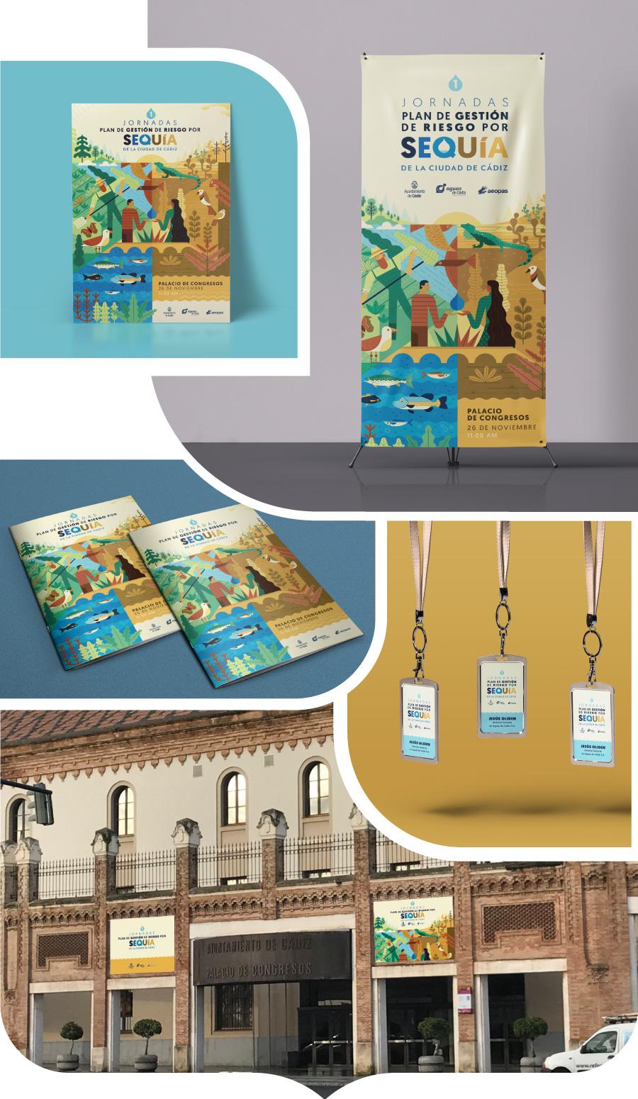 Diseño-ilustración-Andalucía