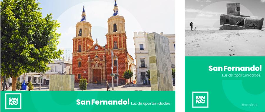 San Fernando Marca ciudad
