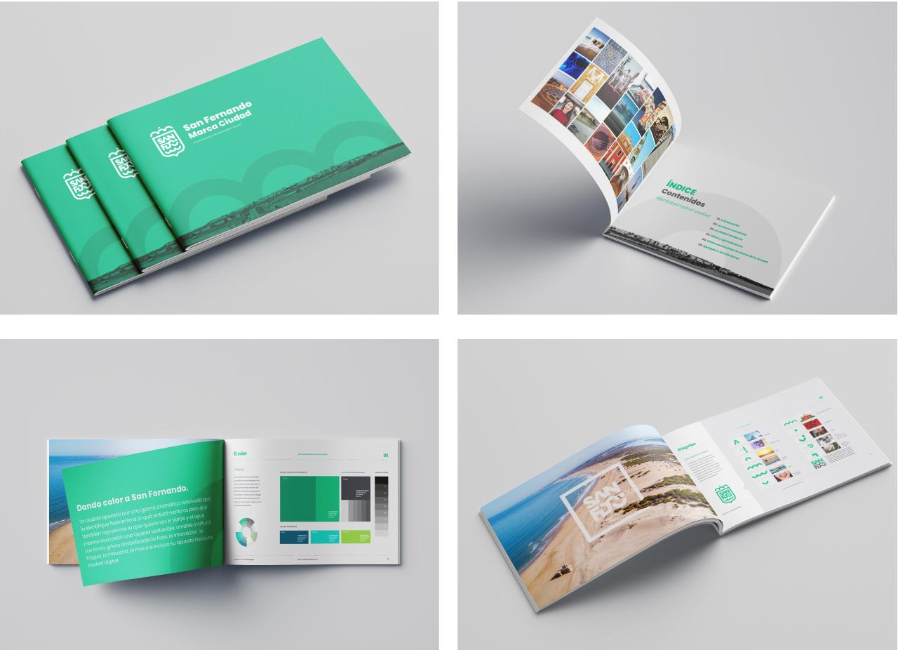 Brand book San Fernando