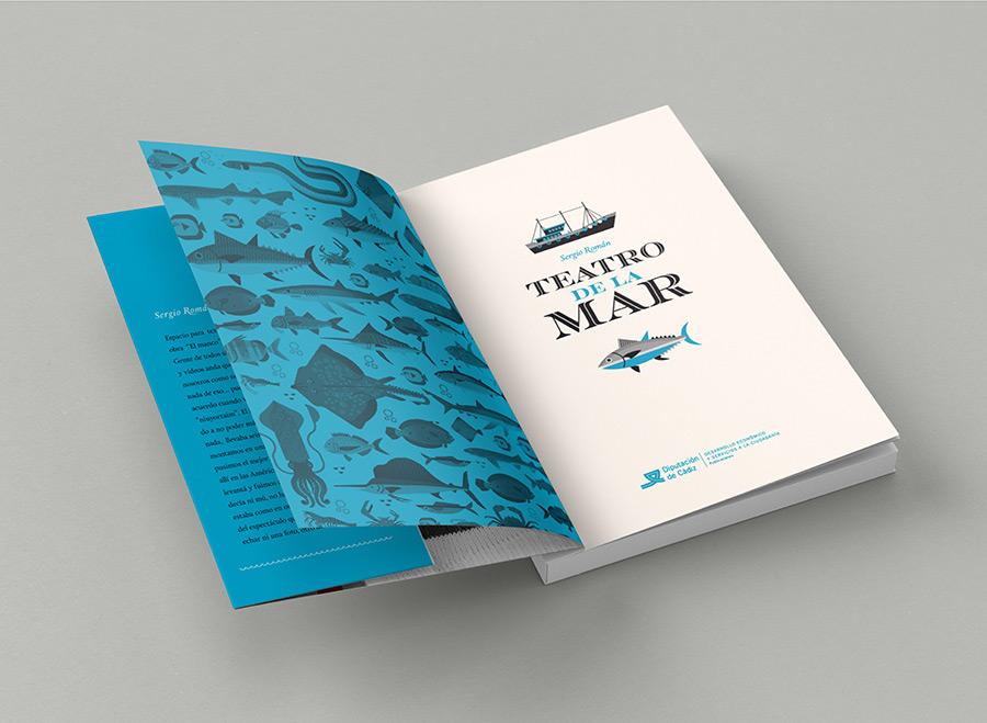 Diseño gráfíco e ilustración libro